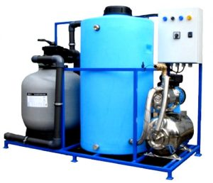 Установки водоочистки АРОС 3